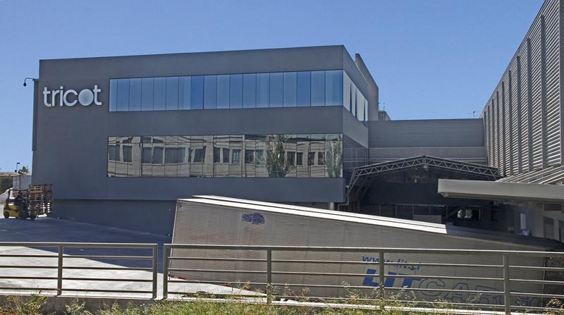 Habilitación Nuevo Centro de Distribución Tricot, Santiago