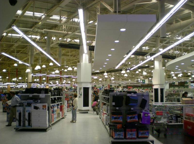 Remodelación Supermercados Jumbo Rancagua, Rancagua.