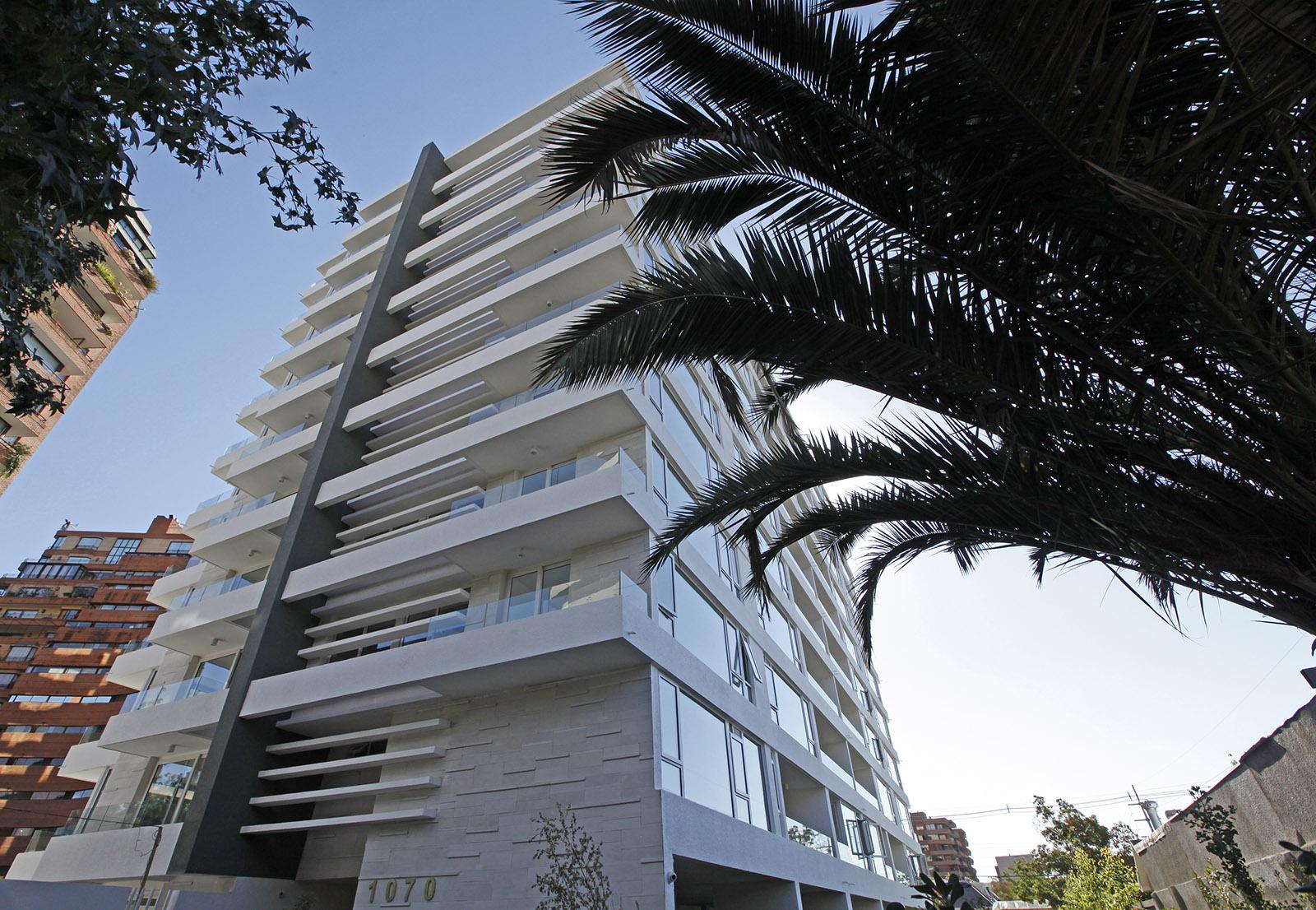 Edificio Córdova, Vitacura, Santiago.