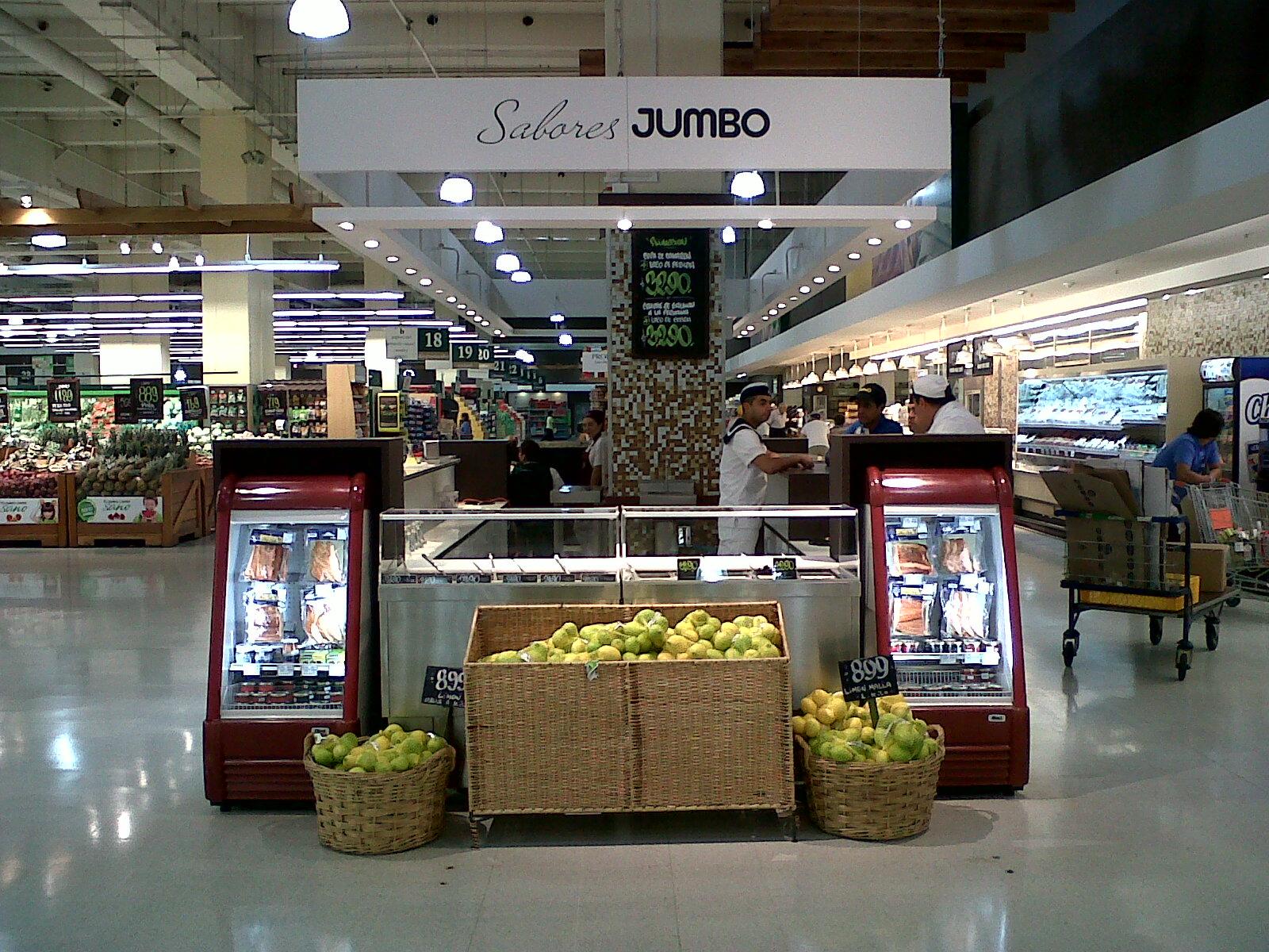 Remodelación Supermercados Jumbo Florida Center, La Florida, Santiago