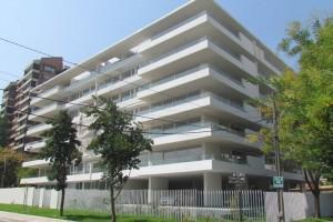 Edificio Atrio, Vitacura, Santiago.