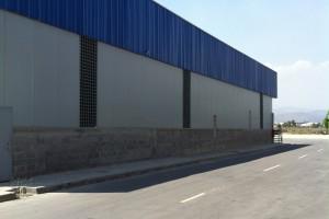 Ampliación Bodegas e Instalación Racks casa Matriz Anwo, Colina, Santiago.