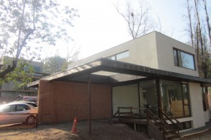 Condominio Casas Julia Bernstein 201, La Reina, Santiago.