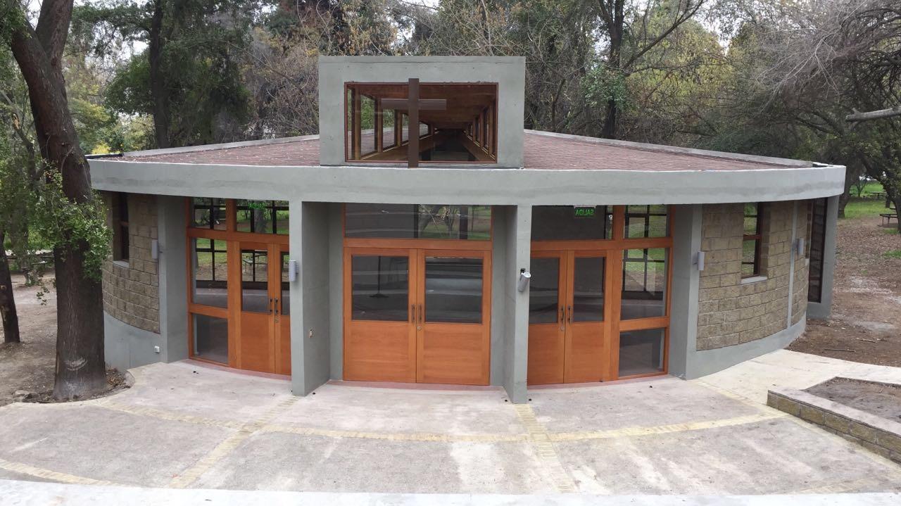 Ampliación Colegios Maristas La Serena, Las Condes, Rancagua y San Fernando