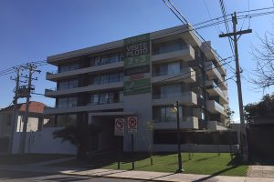 Edificio Batlle y Ordóñez, Ñuñoa